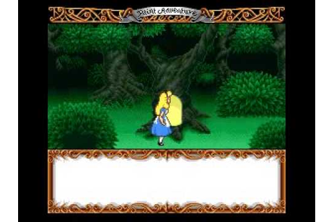Alice no Paint Adventure (SNES) - Part 5 - YouTube