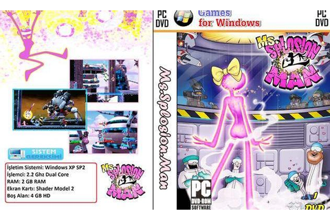 Ms. Splosion Man Download Free Full Version - Free PC ...