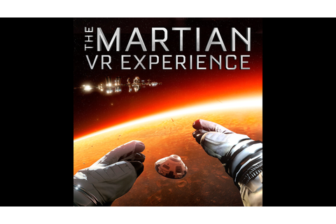 The Martian VR Experience Game | PS4 - PlayStation