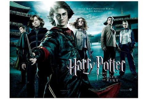 Harry Potter et la Coupe de feu streaming vf - filmtube