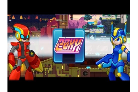 20XX Beta - Game para Fãs de Mega Man! (PC Gameplay Early ...
