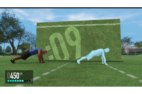 Introducing NIKE+ Kinect Training - Nike News