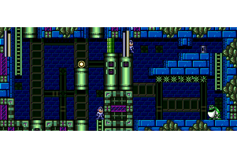Mega Man The Wily Wars/Mega Water-S — StrategyWiki, the ...