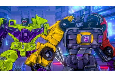Transformers Devastation Review | Reviews | The Escapist