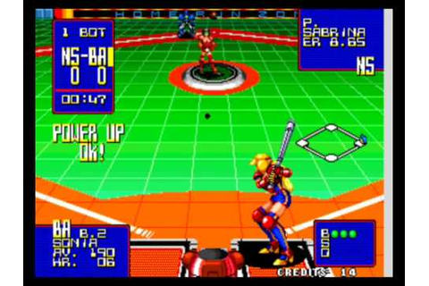 2020 Super Baseball ( Arcade \ MAME ) - YouTube