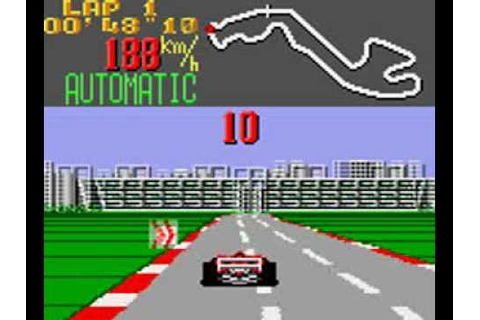 Super Monaco GP (1989) (SEGA) (Game Gear) - YouTube