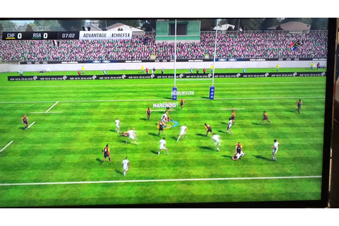 Rugby Challenge 2 Game Play #3 - YouTube