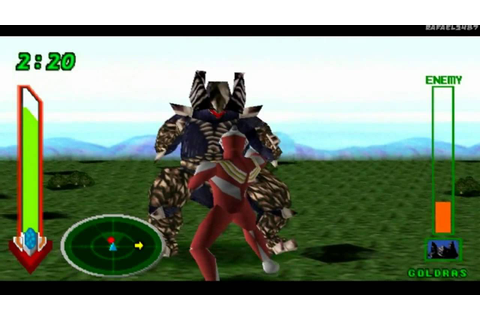 Ultraman Tiga & Ultraman Dyna:New Generations PS1 (Part 8 ...
