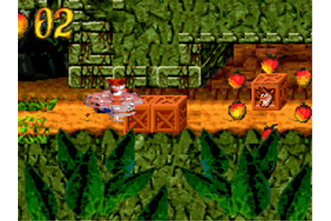 Crash Bandicoot XS / The Huge Adventure [GBA - Beta ...