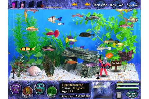 Fish Tycoon : Free Online Games Arcade Games Free Games ...