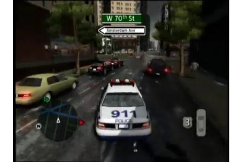 New York Traffic Cop (Game) - YouTube