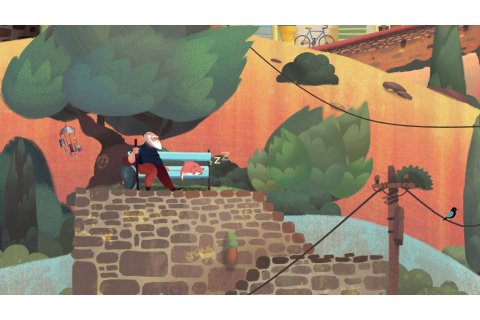 Old Man's Journey (soul-searching puzzle adventure) coming ...
