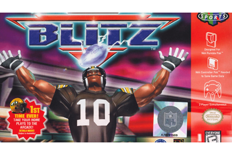 NFL Blitz: An Arcade Classic 20 Years Later - Sports ...