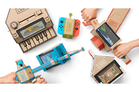 Nintendo Labo Variety Kit Review - IGN