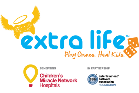 Team BattleAutism Gaming for Extra Life. http://www.extra ...