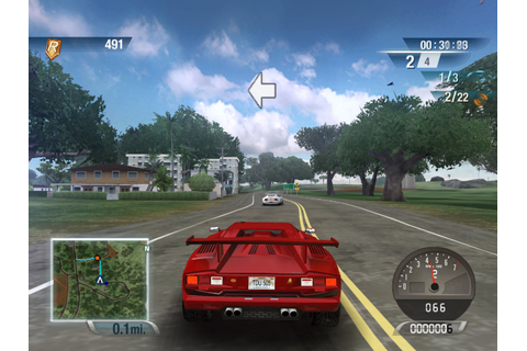 Test Drive Unlimited PSP Game Free Download ~ Full Games ...