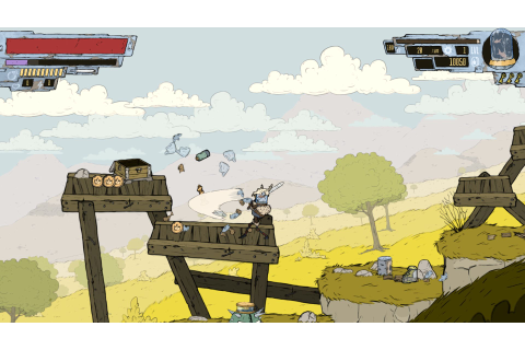 Feudal Alloy (metroidvania-style action RPG) headed to the ...