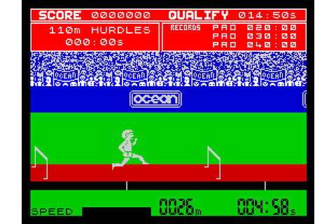 My all time favourite video games: Daley Thompson's ...