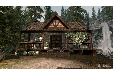 "The cottage ""pine forest"" for TES V Skyrim"
