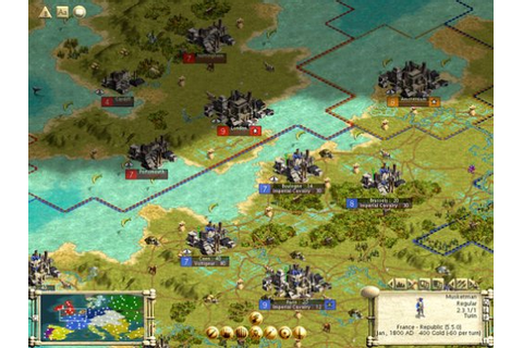 Civilization 3: Conquests Expansion Pack - Windows Countdown