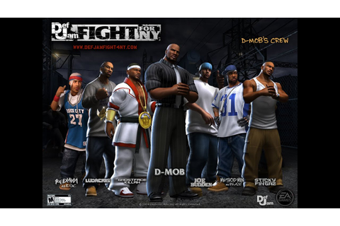 Def Jam Fight For New York Walkthrough Gameplay - YouTube
