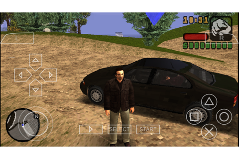 Grand Theft Auto Liberty City Stories PSP ISO Free ...