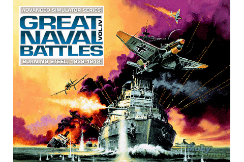 Download Great Naval Battles Vol. IV: Burning Steel, 1939 ...