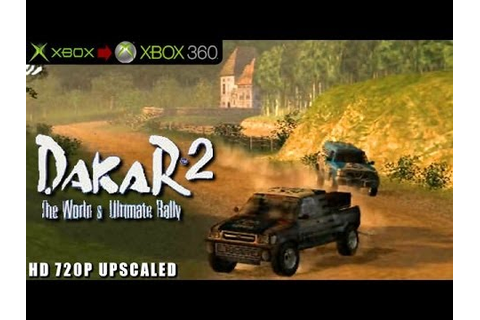 Dakar 2: The World's Ultimate Rally - Gameplay Xbox HD ...