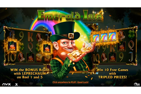 Emerald Isle Mobile Slot by NextGen Gaming -- An In-Depth ...