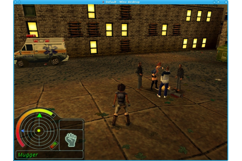 Good Old Games - Urban Chaos - PlayOnMac - Run your ...