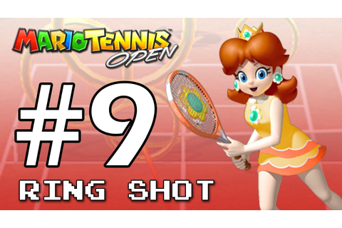 Mario Tennis Open Walkthrough - Special Games: Ring Shot ...