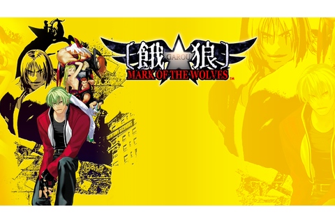 GAROU: MARK OF THE WOLVES Game | PS4 - PlayStation
