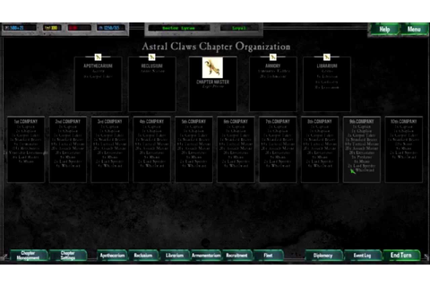Chapter Master game. Discussion and help. | DEAD FORUM