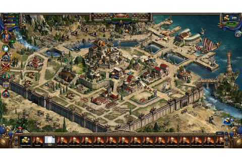 Sparta: War of Empires - Matchs difficiles