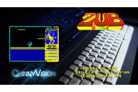 ChinnyVision - Ep 92 - Zub - CPC, Spectrum, C64 - YouTube
