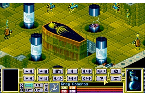 X-COM: Terror from the Deep (DOS) Game Download