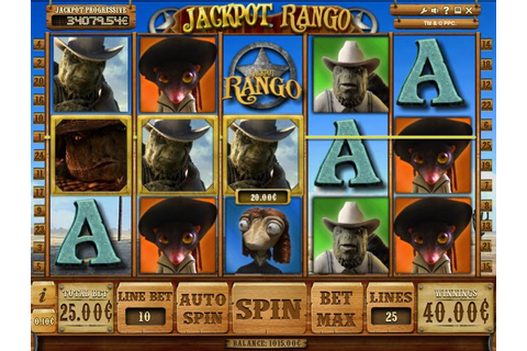 Review Rango Slot Machine Online