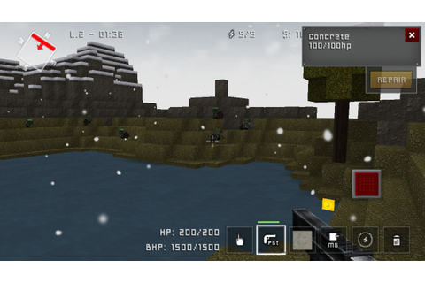 Block Fortress – Games for Android 2018. Block Fortress ...