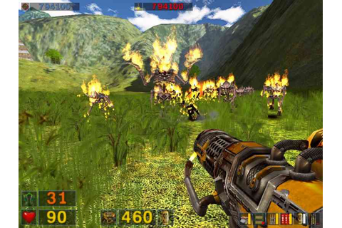 Serious Sam The Second Encounter Game Download Free For PC ...