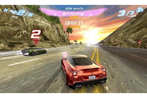 Asphalt 6 Adrenaline HD Android Games