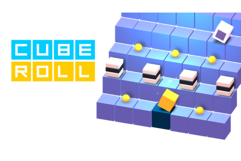 CUBE ROLL | Rolling To 60 | iOS / Android Game (New Games ...