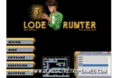 Download Lode Runner 2 & Play Free | Classic Retro Games