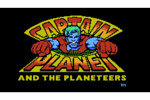 Captain Planet and the Planeteers - NES Gameplay - YouTube