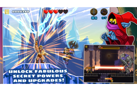 He-Man: The Most Powerful Game in the Universe para iPhone ...