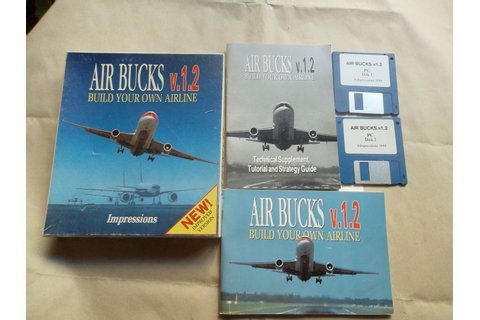 Air Bucks V1.2 | retro-games.hu