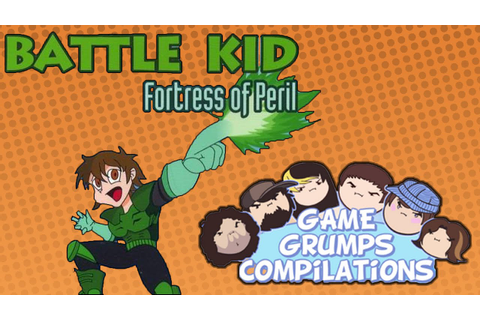 Best of Game Grumps - Battle Kid Fortress of Peril - YouTube