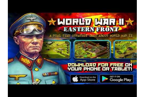 World War II: Eastern Front Strategy game - Apps on Google ...