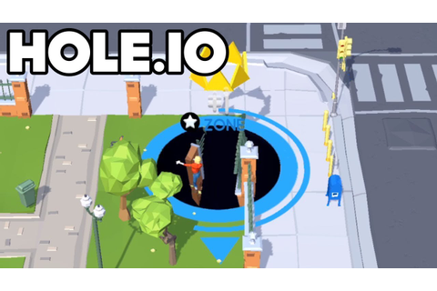 No Root - Hole.io Modded APK 1.3.1 (Max Size on Start, All ...