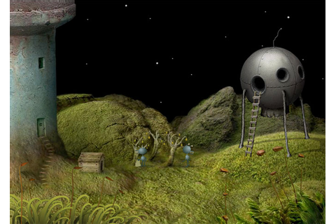 Samorost 2 Flash Game at Office Game Spot: Free Online Games