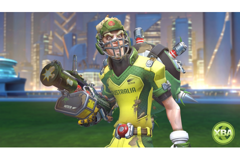 Overwatch Summer Games 2017 is Now On With More Lucioball ...